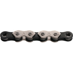 KMC K-710 Bicycle Chain grey/black